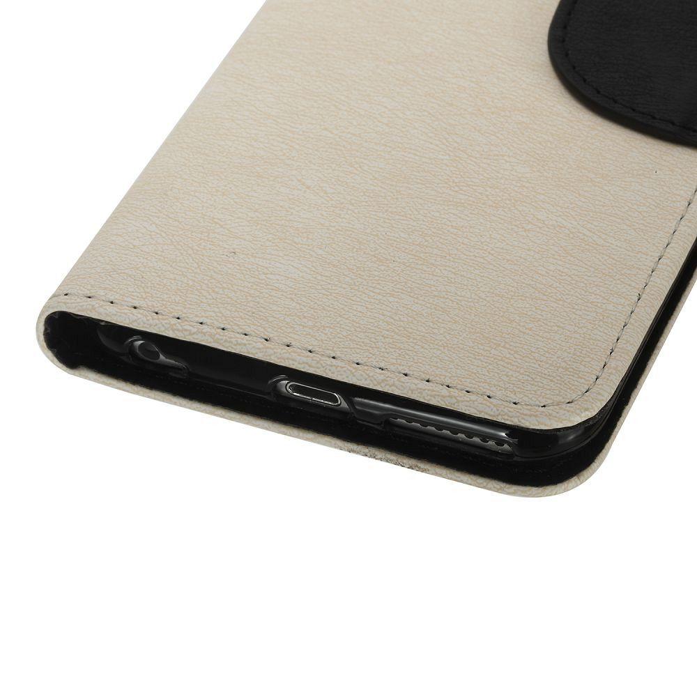 Preklopni ovitek Premium (white) za Apple iPhone 5/5s/SE