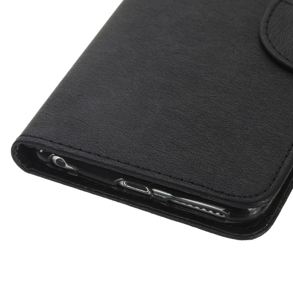 Preklopna maska Premium (crna) za Apple iPhone 5/5s/SE