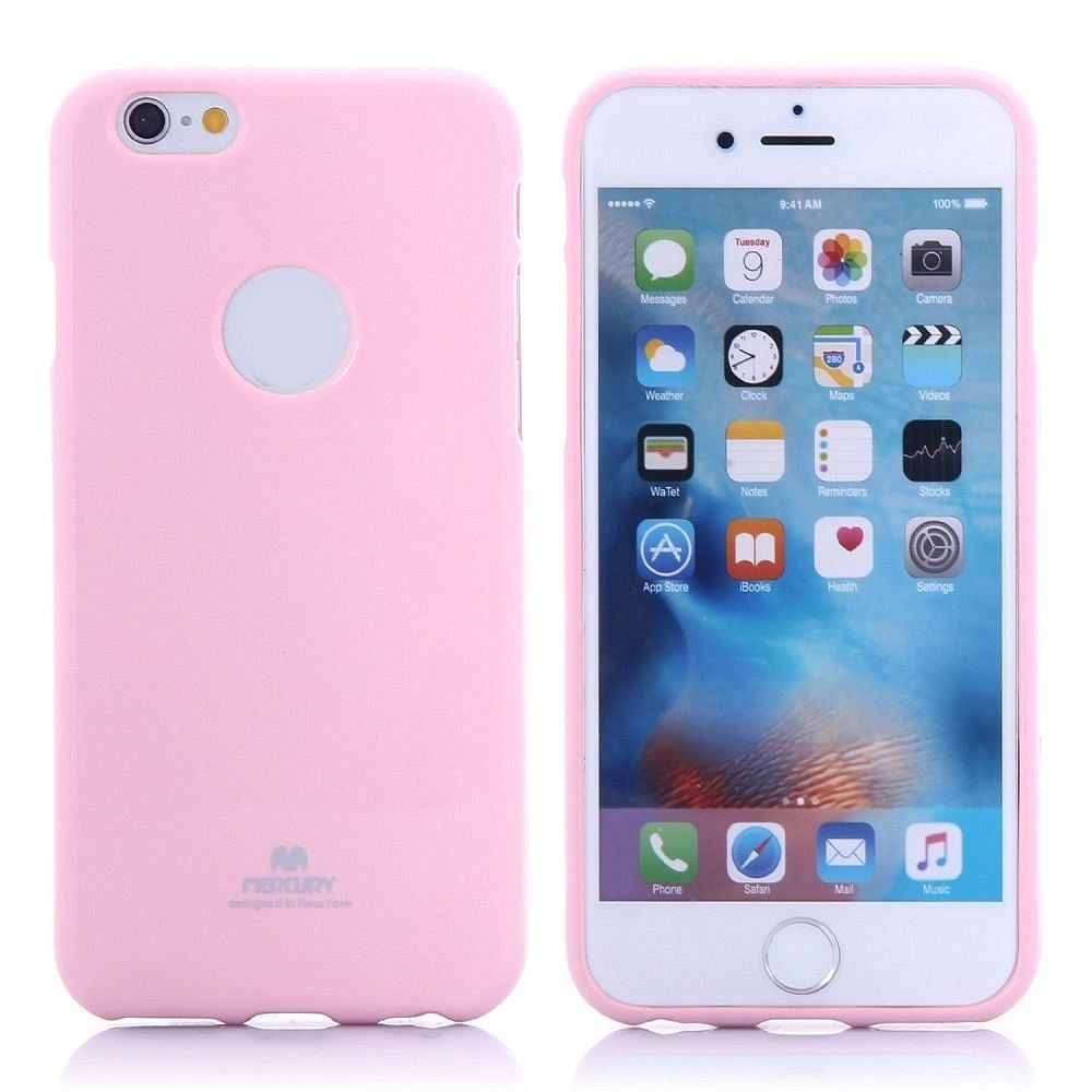 Maska Goospery (roza) za Apple iPhone 6 plus / 6s plus