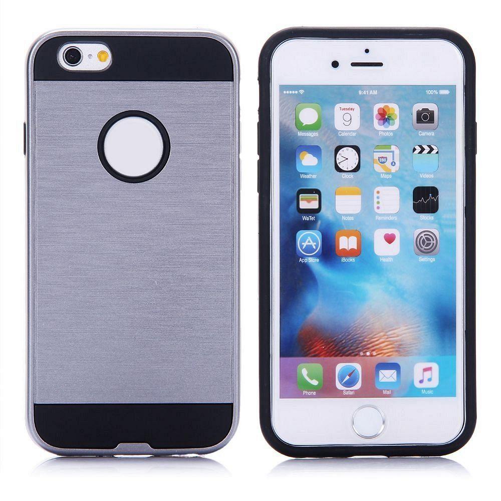 Ovitek hard cover (siv) za iPhone 6 Plus /6s Plus