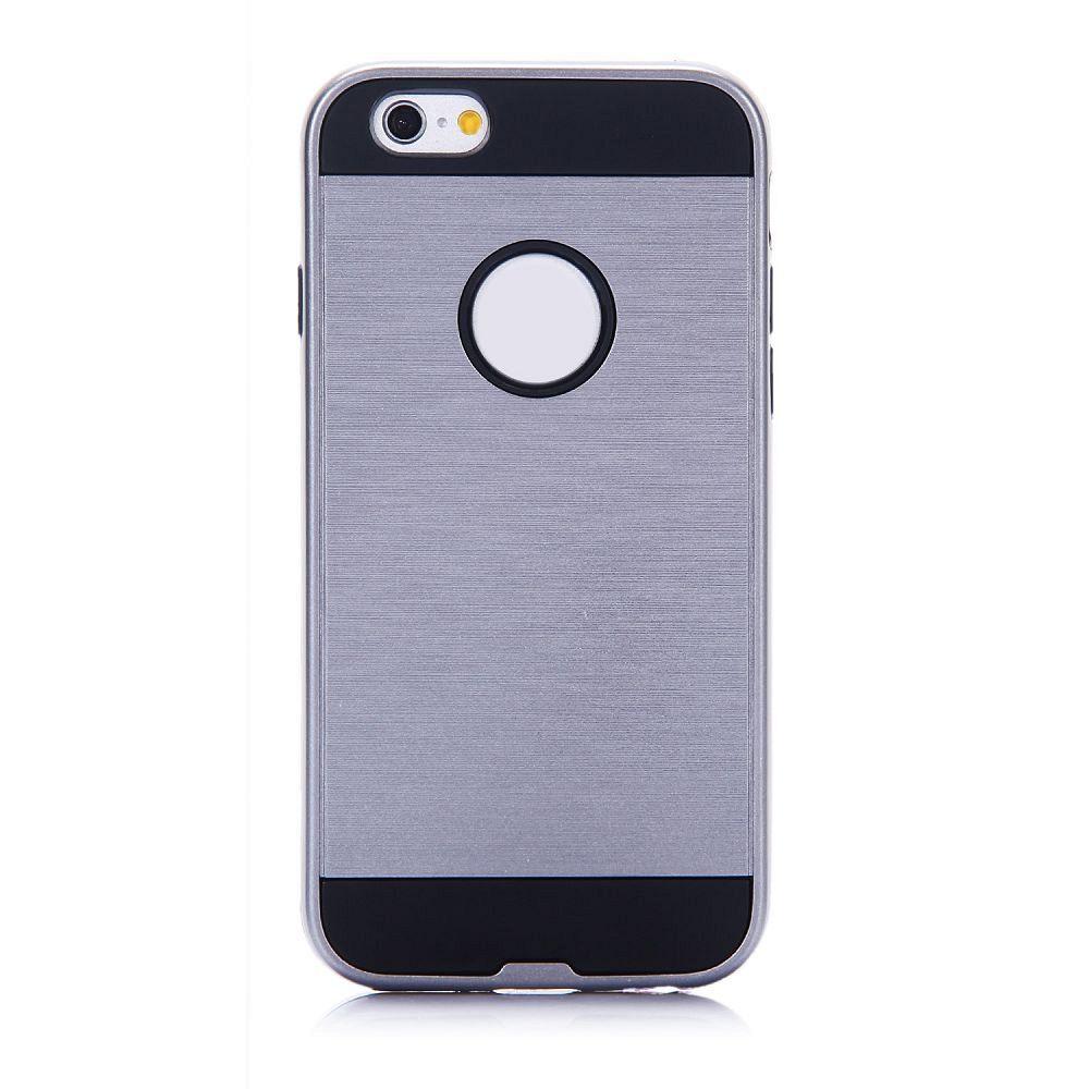Ovitek hard cover (siv) za iPhone 6/6s