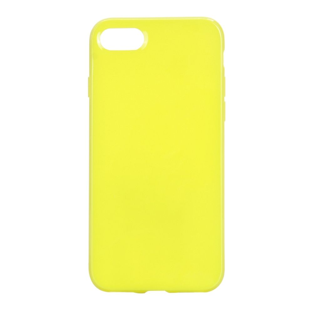 Ovitek TPU (rumen) za Apple iPhone 7 / 8