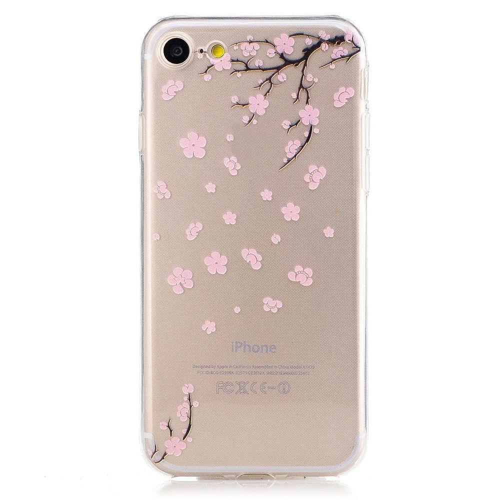 Ovitek TPU Peach Blossom za Apple iPhone 7 / 8