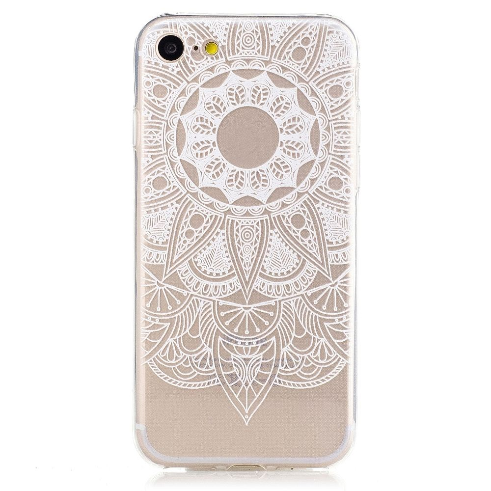 Ovitek TPU White Pattern za Apple iPhone 7 / 8