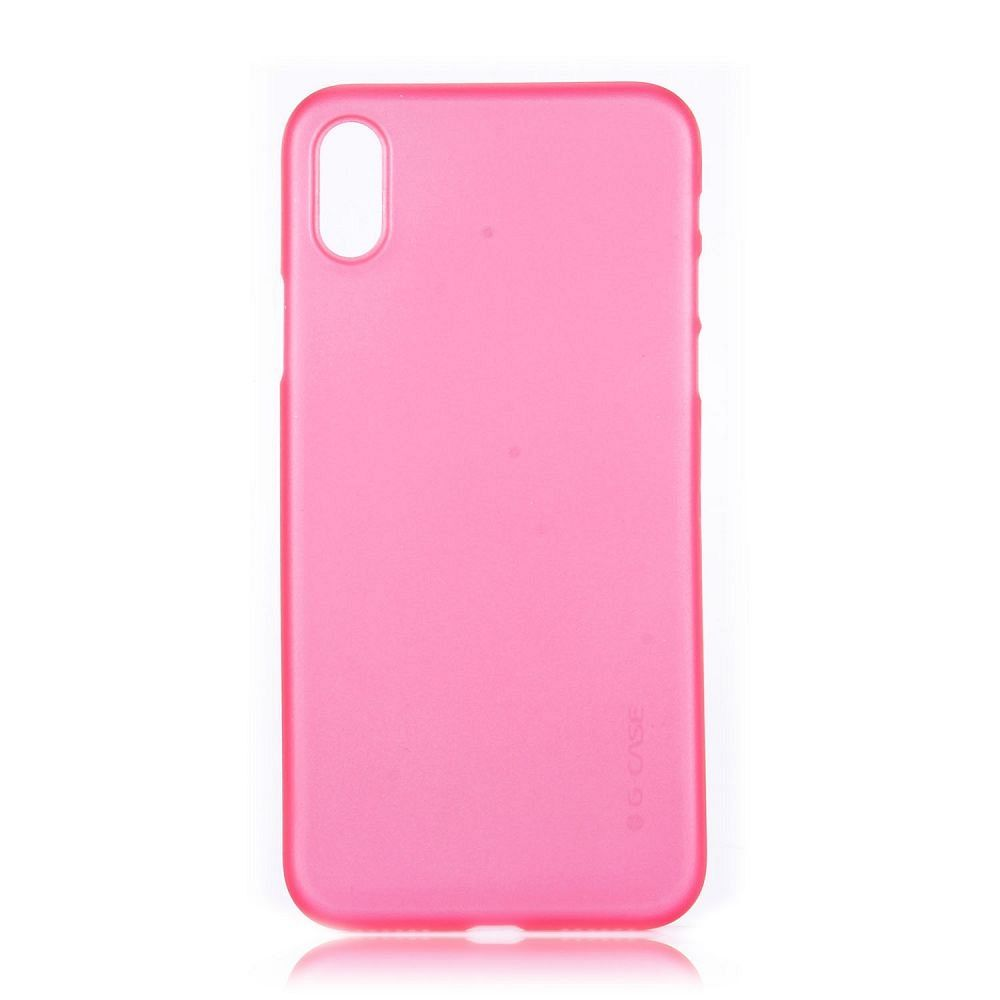 Ovitek TPU G-case (Rdeč) za iPhone X