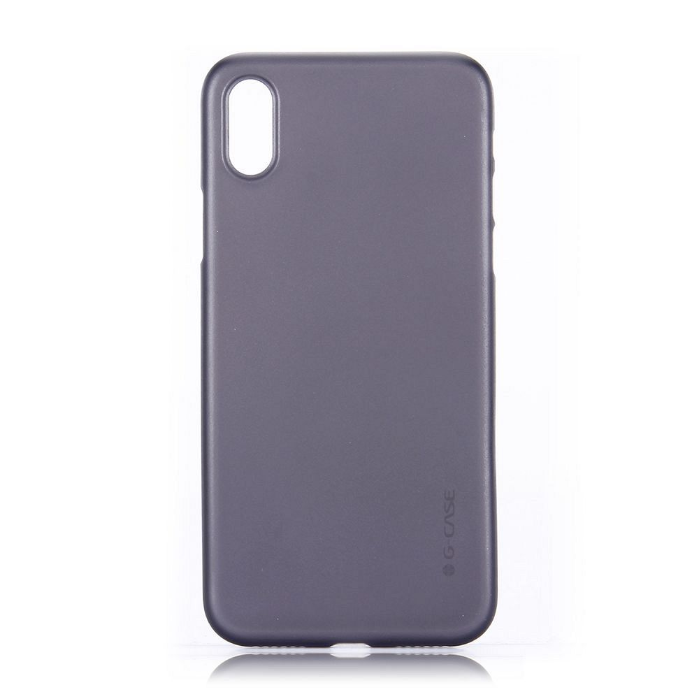 Maska TPU G-case (Crna) za iPhone X/XS