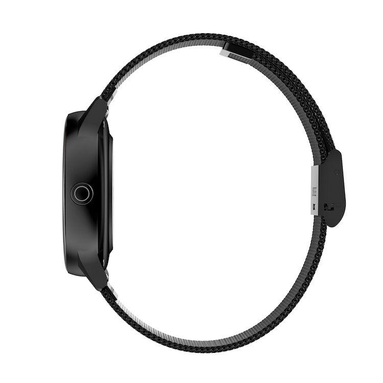 Pametna zapestnica D8 (Črna) Full touch screen
