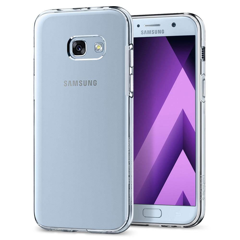 Ovitek Spigen Liquid Crystal za Samsung Galaxy A3 2017