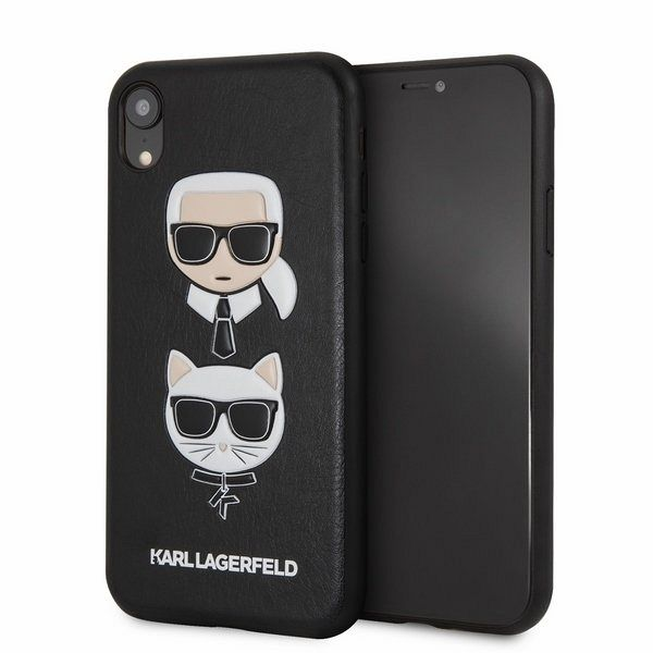 iPhone Xr Karl Lagerfeld (black) tok