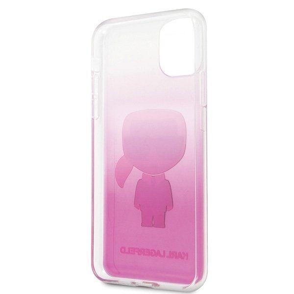 Original ovitek Karl Lagerfeld (pink) za iPhone 11 Pro Max