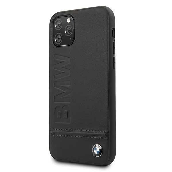 Originalna maska BMW (black) Signature za iPhone 11 Pro Max