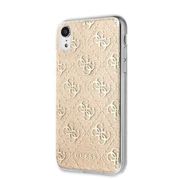 Original maska GUESS (gold) za iPhon Xr