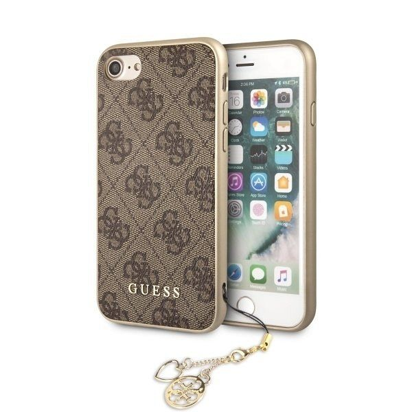 Originalna maska Guess (Charms Collection) za iPhone 7/8