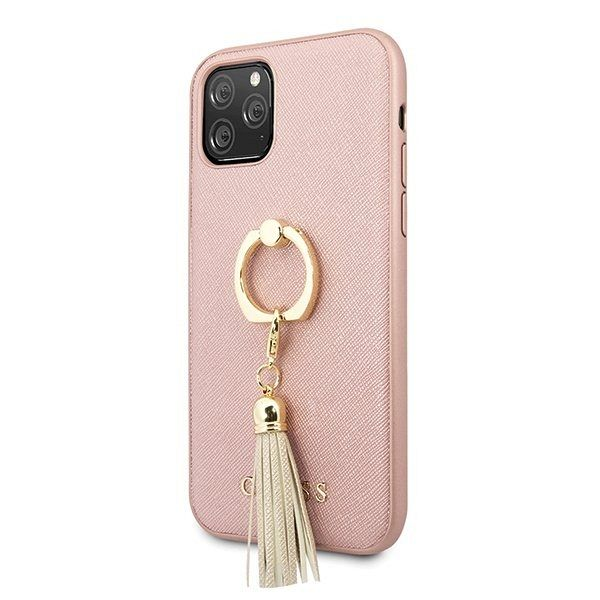 Maska GUESS (pink) za iPhone 11 Pro