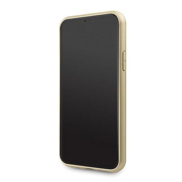 Originalen ovitek Guess (gold) za iPhone 11