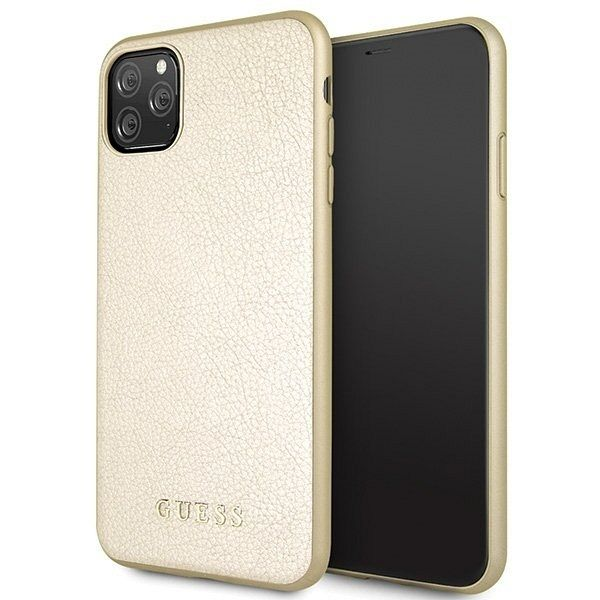 Originalna maska Guess (gold) za iPhone 11 Pro Max