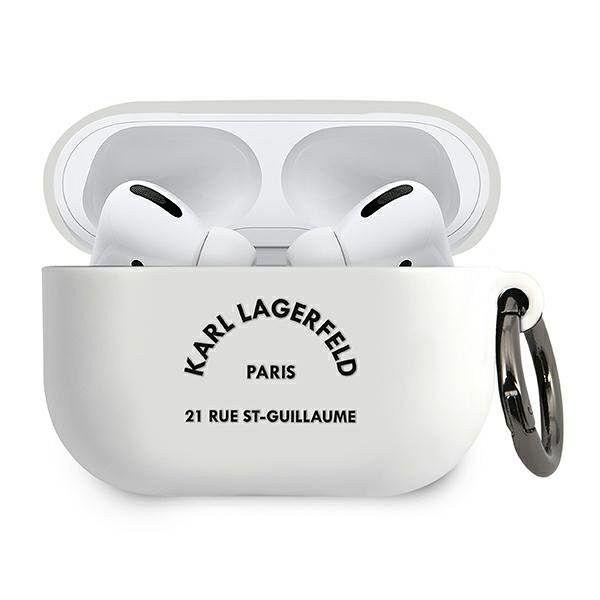 Maska KARL LAGRFELD (Silicone RSG) za AirPods Pro
