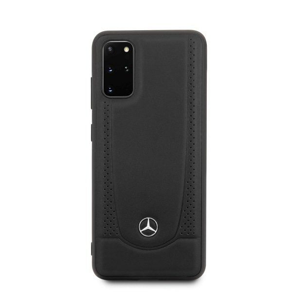 Samsung Galaxy S20 Plus MERCEDES (black) leather tok