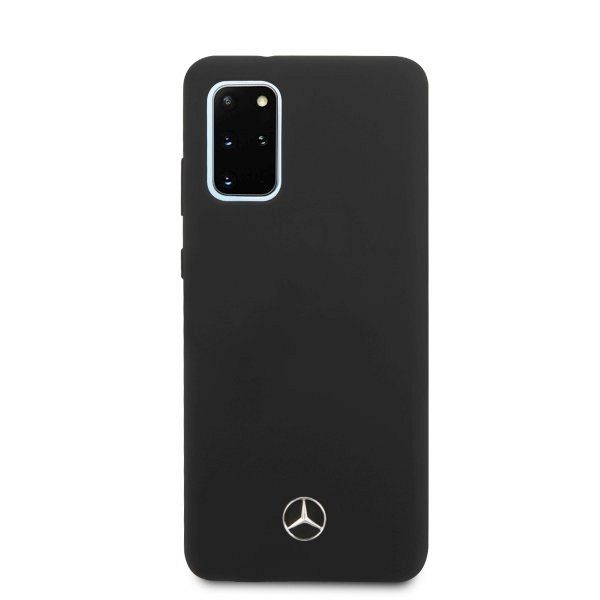 Samsung Galaxy S20 Plus MERCEDES (black) silicon lines tok