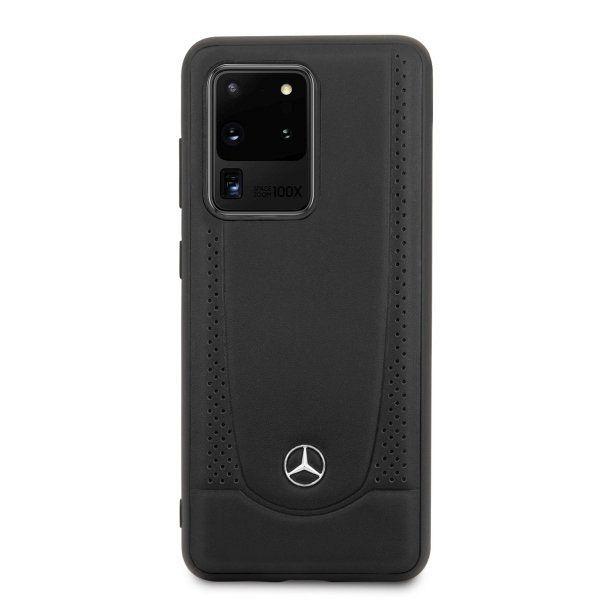 Originalna maska MERCEDES (black) Urban line za Samsung Galaxy S20 Ultra