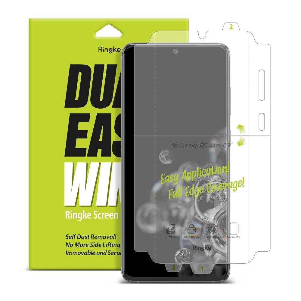Samsung Galaxy S20 Ultra Ringke screen film protect