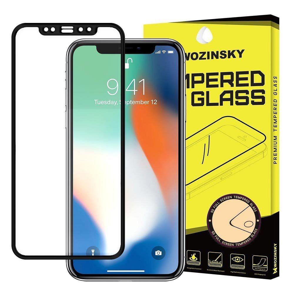 iPhone 12 Pro Max 3D Wozinsky Keményített védőüveg