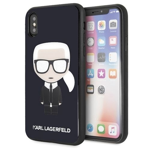 Originalna maska Karl Lagerfeld za iPhone X/XS