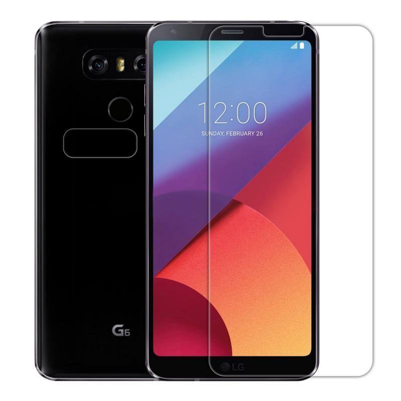 Kaljeno zaščitno steklo za LG G6