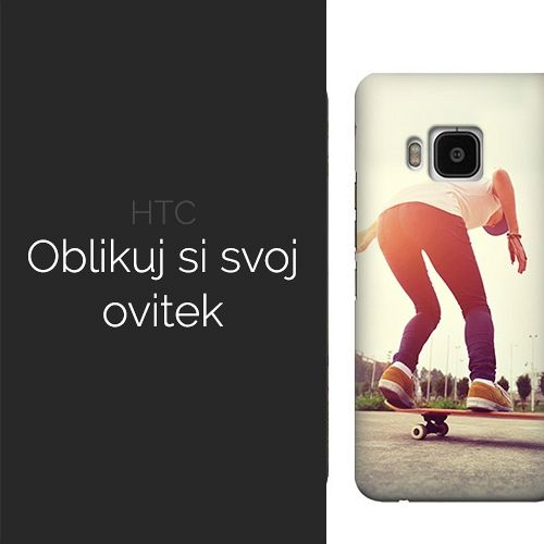 Oblikuj si svoj HTC ovitek!