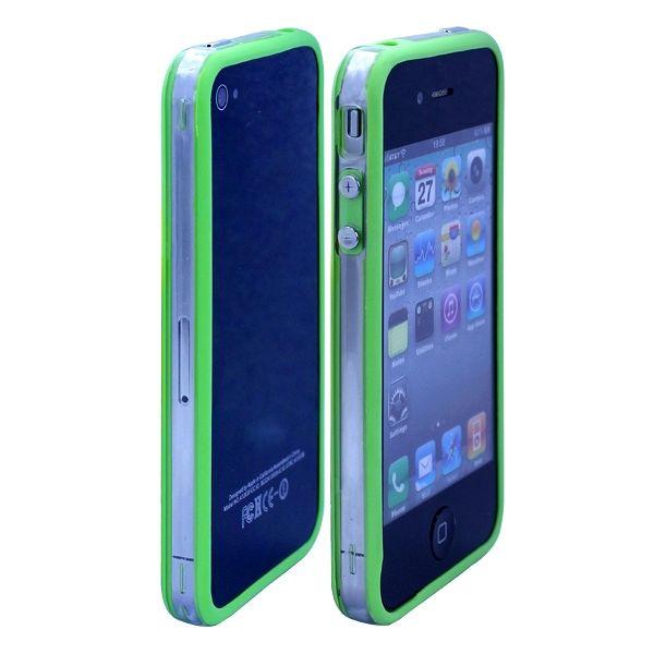 Bumper (zelen) za Apple iPhone 4