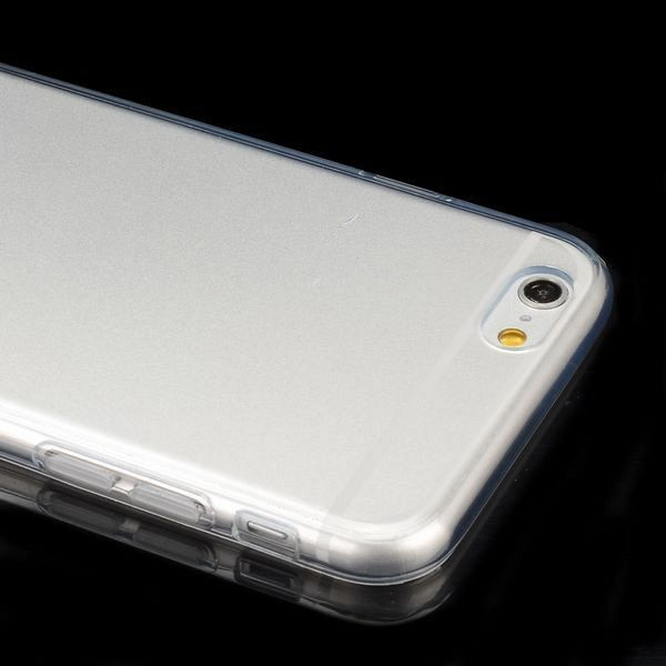 Ultra tanek TPU (prozoren) za Apple iPhone 6 / 6S