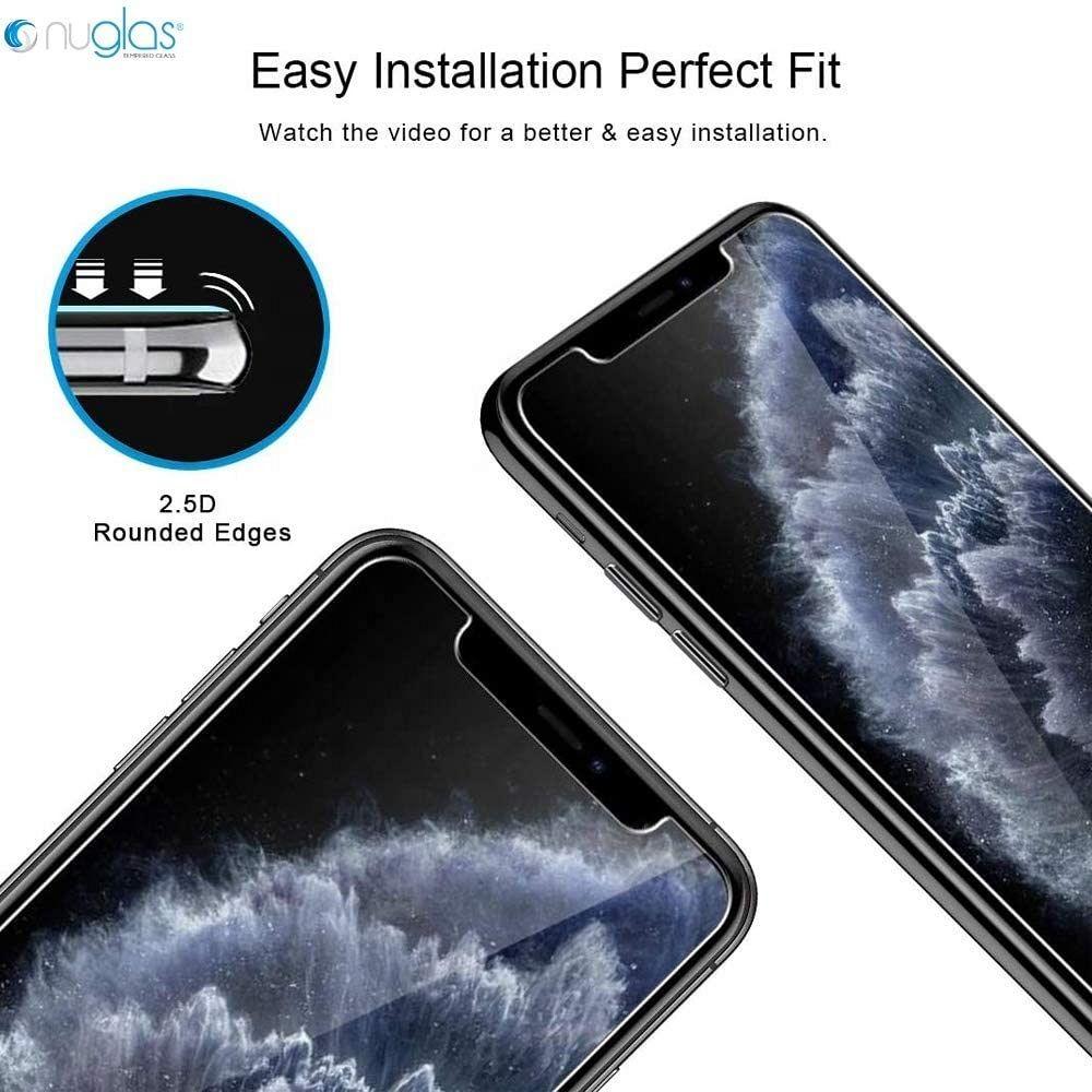 Apple iPhone X 11 Pro Nuglas edzett üveg