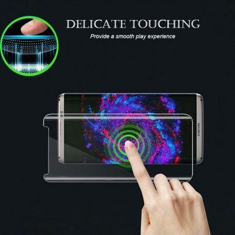 Zaščitno Steklo Nuglas (full cover) za Samsung Galaxy S8 Plus