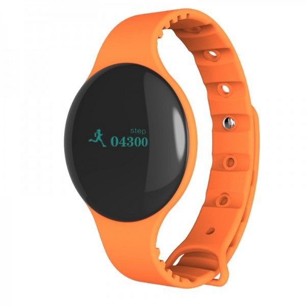 Bluetooth pametna zapestnica (oranžna)