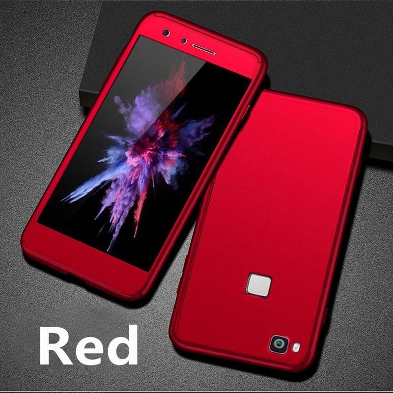 Ovitek 360° (rdeč) za Huawei P20 Pro