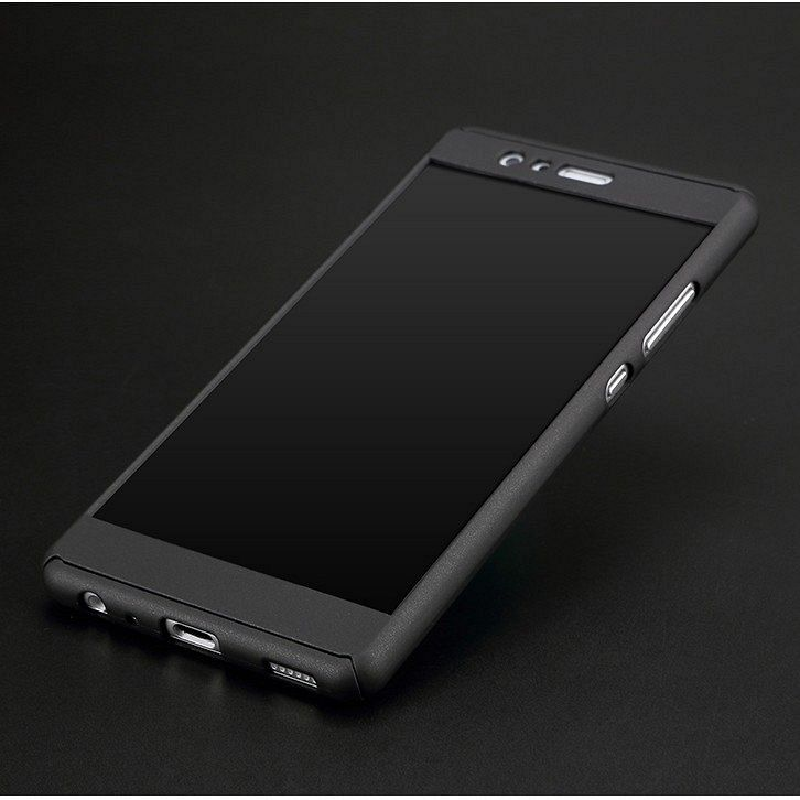 Ovitek 360° (črn) za Galaxy S9