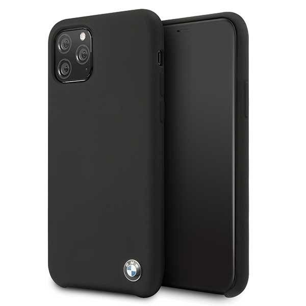 Originalna maska BMW (black) za iPhone 11 Pro