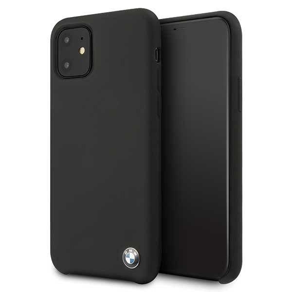 Originalna maska BMW (black) za iPhone 11