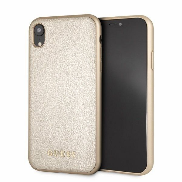Phone XR Guess (Gold) tok