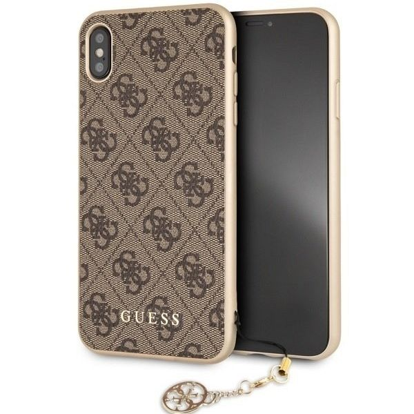 Originalna maska Guess (Charms Collection) za iPhone XS Max