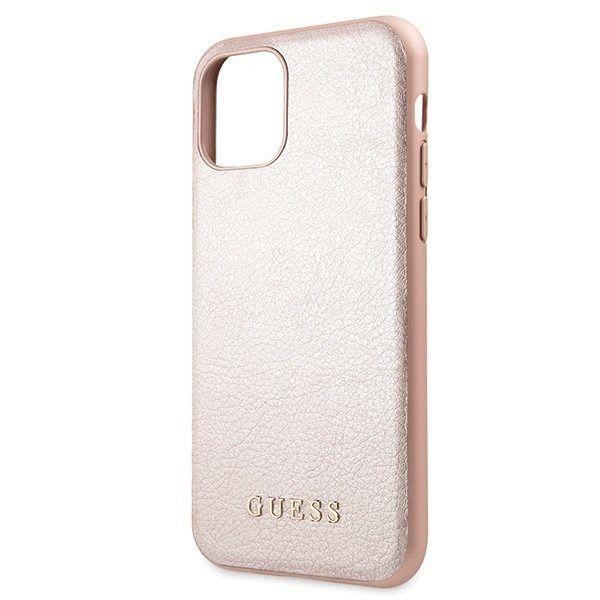 Originalen ovitek Guess (Rose gold) za iPhone 11 Pro