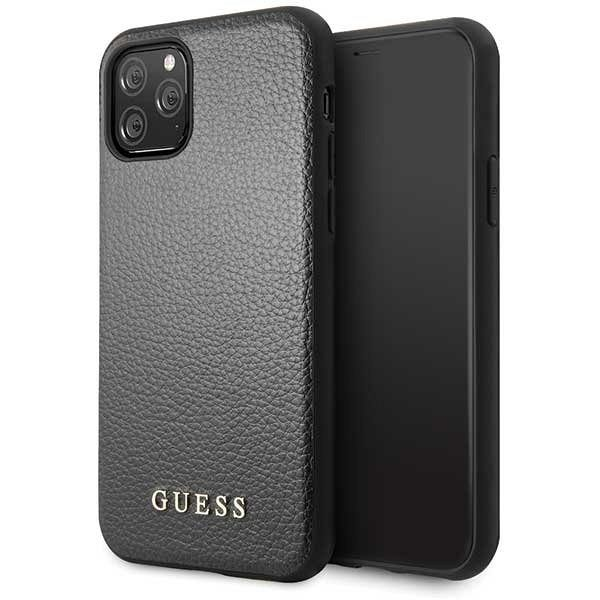 Originalna maska Guess (black) za iPhone 11 Pro Max