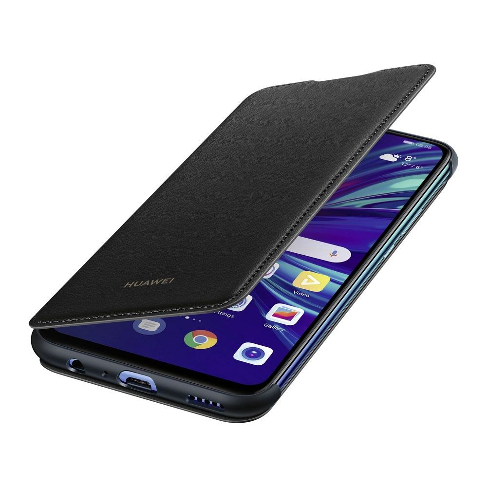 Originalen preklopni ovitek Huawei Wallet za Huawei P Smart 2019