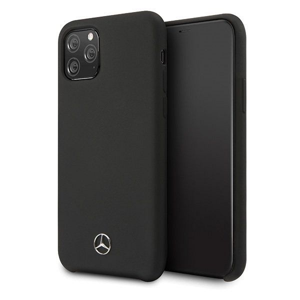 Originalna maska Mercedes (Silicone Line Collection) za iPhone 11 Pro