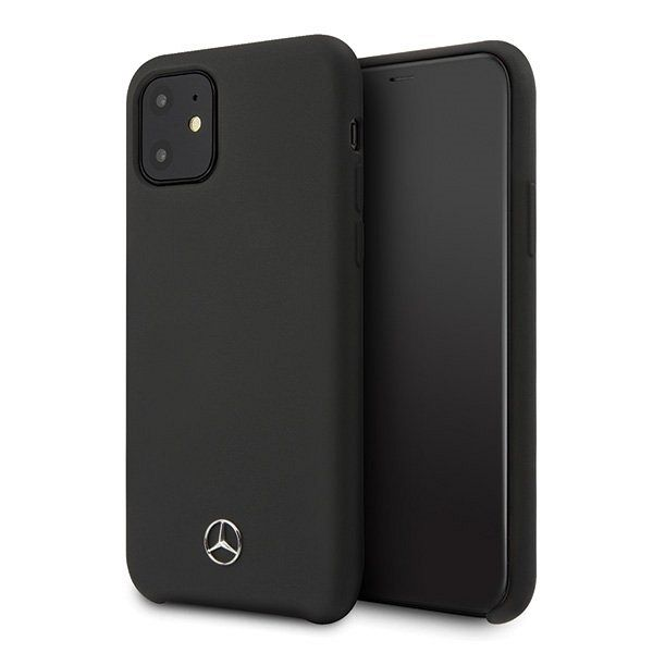 iPhone 11 Mercedes (Silicone Line Collection) tok