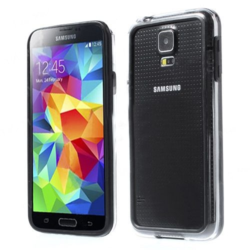 Bumper (črn) za Samsung Galaxy S5