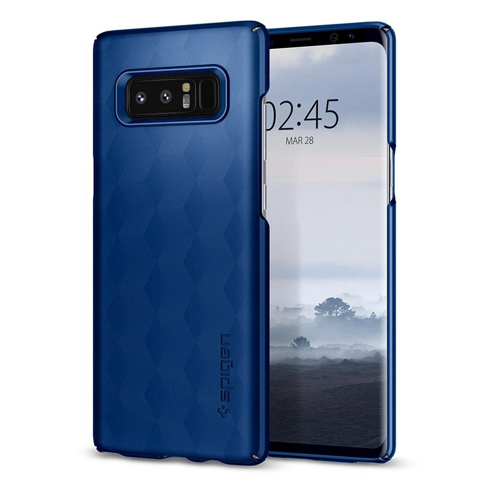 Ovitek Spigen Thin Fit (Moder) za Samsung Galaxy Note 8