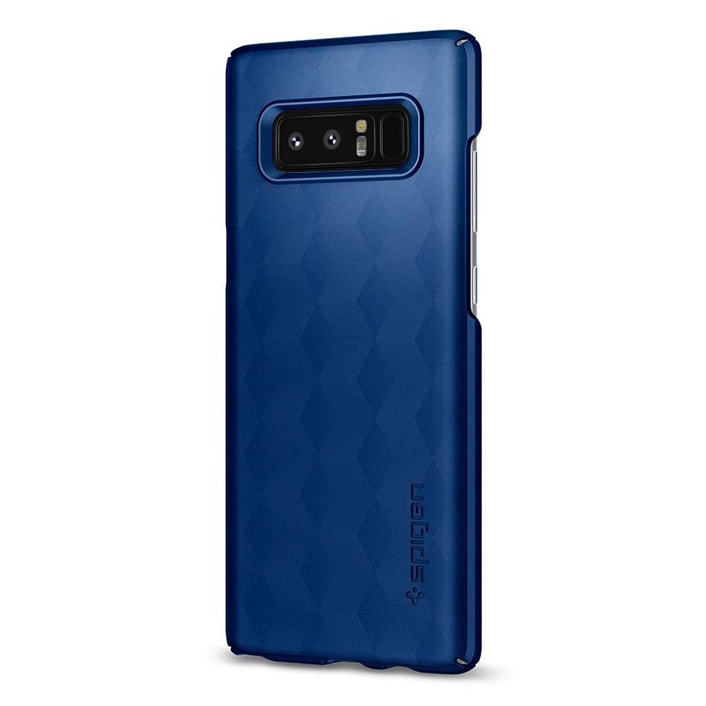Ovitek Spigen Thin Fit (Moder) za Samsung Galaxy Note 8