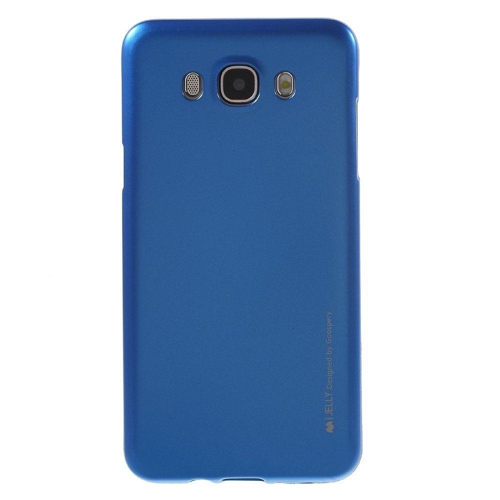 Ovitek TPU Goospery (moder) za Samsung Galaxy J7 2016