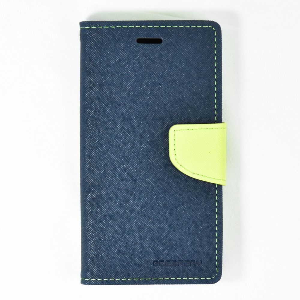 Preklopna maska Goospery (dark blue and green) za Samsung Galaxy A5 2017